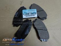 Колодки передние Kia Sportage New - Sangsin  581010ZA00