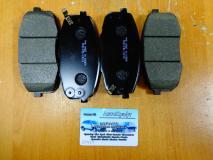Колодки передние Hyundai I30 58101-1HA00