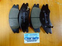 Колодки передние Kia Cerato