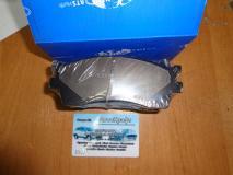 Колодки передние Kia Spectra DIS20501