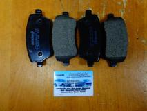 Колодки передние Nissan Note 06- D1060-BH40A