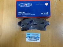 Колодки тормозные передние Opel Astra J - Sangsin  13301234