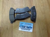 Колодки тормозные задние дисковые Chevrolet Lacetti - Sangsin 96800089