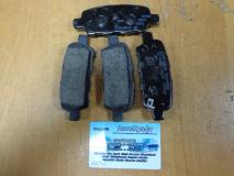 Колодки тормозные задние Nissan Qashqai 440608H3X5