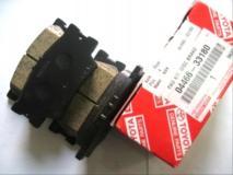 Колодки тормозные задние Toyota, RAV4 04466-33180