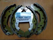 Колодки задние барабанные Chevrolet Aveo  95231476
