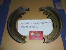 Колодки задние Baw Tonik 33463 (за ком 2шт) 1020DKF-2400010TT