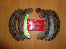 Колодки задние Chery QQ S11-3502170