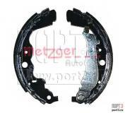 Колодки тормозные задние Renault Duster 4*2 7701210109