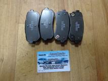 Колодки задние JAC S5 3504100U1510-01
