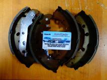 Колодки задние Ford Fusion 1197674