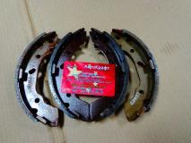 Колодки задние Hafei Brio (MANDO)  AB35020328W