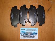 Колодки задние Hyundai Solaris - Sangsin 58302-3XA30
