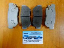 Колодки задние Hyundai Tucson 58302-2EA31