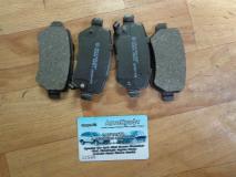 Колодки задние Opel Meriva - BOSCH 05З811