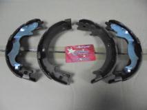 Колодки задние стояночного тормоза Lifan X60 за 4шт SS35003