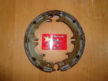 Колодки задние ручного тормоза Great Wall Hover H3(за 1шт)  3507120-K00