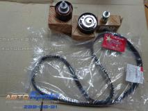Комплект ГРМ Chery Tiggo FL 2,0, Vortex Tingo 2,0 FL (оригинал со склада Чери Рус)  481H1007073BA01