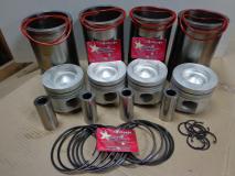 Комплект поршневой группы Baw Fenix 1044 Евро 2 4100QBZ-04-001B-SPT