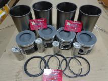 Комплект поршневой группы Baw Fenix 1065 Евро 3 1004016-55D-SPT