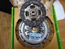 Комплект сцепления(без выжимного) Nissan Qashqai 1.6L 30210ED800