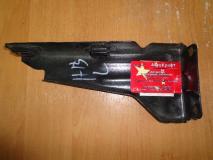 Кронштейн бампера переднего левый (длинный) Chery Amulet A15-2803580
