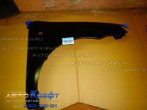 Крыло переднее правое Daewoo Gentra 96548956