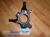 Кулак поворотный передний правый Daewoo Gentra 96454298