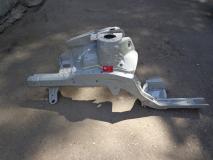 Лонжерон с брызговиком передний правый Lifan Solano B8400010