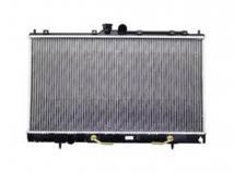 Радиатор охлаждения механика MITSUBISHI LANCER 2004- MR968858