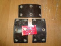 Накладка тормозная задняя BAW Fenix 1044 ЕВРО-3   3502T12-105 3502T12-105