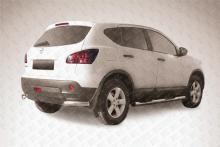 Уголки d57 Nissan QASHQAI (2011) NIQ11-011