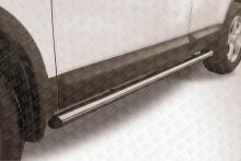 Пороги d57 труба Nissan QASHQAI +2 (2011) NIQ211-007