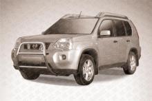 Кенгурятник высокий d57 Nissan X-TRAIL (2007) NXT002