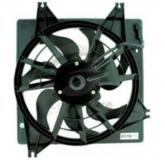 Вентилятор кондиционера в сборе KIA SPECTRA 2002- 0K2A161710A