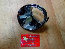 Окантовка хромированная вставки под ПТФ(правая) Geely MK CROSS 1018006151-01