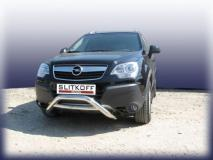 Кенгурятник низкий d76 Opel Antara OPAN001