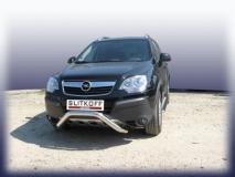"Кенгурятник низкий d76 ""мини"" Opel Antara OPAN002"