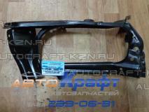 Панель передняя правая Daewoo Gentra 96852853