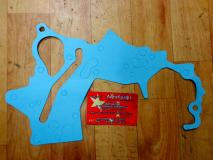 Прокладка масляного насоса Great Wall Hover  H3 (Бензин) SMW250333
