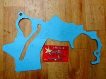 Прокладка масляного насоса Chery Tiggo 2.4 L SMW250333