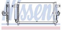 Радиатор кондиционера автомат HYUNDAI ACCENT 2000-  97606-25500