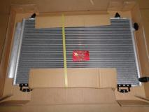Радиатор кондиционера BYD F3, F3R  17.05.0400F3001