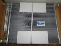 Радиатор кондиционера CHEVROLET AVEO 04- 1,2 16V DOHC 95227757
