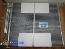 Радиатор кондиционера CHEVROLET AVEO 04- 1,2 16V DOHC  95227757 95227758