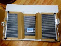 Радиатор кондиционера Nissan Almera Classic (B10) 2006- 2765095F0B