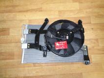 Радиатор кондиционера с вентилятором Lifan Smily F8105100B1