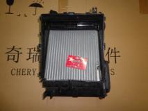 Радиатор кондиционера салонный Hafei Simbo AA81010009