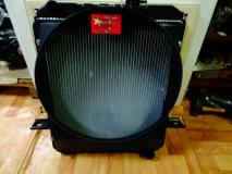 Радиатор охлаждения Baw Fenix 1044 Евро 2 BP10441314012