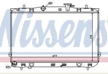 Радиатор охлаждения механика HYUNDAI ELANTRA 2004- 25310-2D000